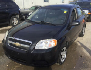 2009 Chevrolet Aveo LS Sedan - - Safetied - Clean Title