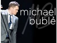 4 x Michael Buble 13th July @ £50 - way LESS than FACE VALUE