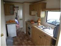 Caravan in Dumfries and Galloway - Solway Coast - Quick Sale Needed - Call Now For More Information