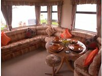Buy Now - Lovey Older Model Caravan - Contact Bryan Now For More Information - Southerness