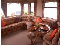 Selling Caravan at Southerness Holiday Park - Solway Coast - Call or Message Now For A Good Deal