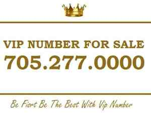 FOR SALE VIP PHONE NUMBER 705 x77 0000