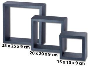 Étagères carrées