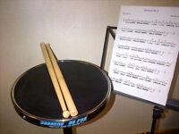 Contemporary drum tuition for everyone