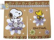 Snoopy Curtain