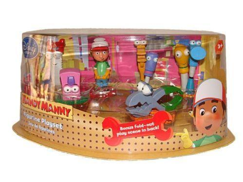 Handy manny cake topper ebay for Handy manny decorations