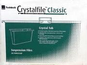 Crystalfile Suspension Files