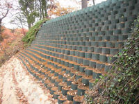 Erosion Control and Retaining Wall Specialists