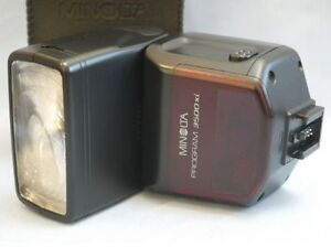 Flash Minolta Program 3500xi