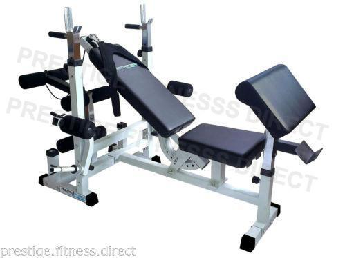 Heavy Duty Weight Bench Ebay