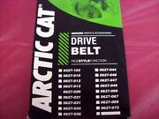 Arctic Cat Belts 0627-020