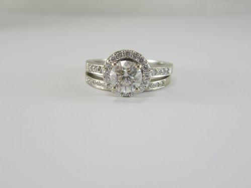 estate wedding ring set ebay With estate wedding ring sets