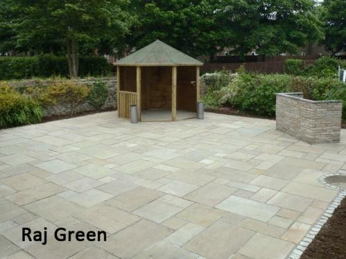 Raj Green Indian Sandstone Ebay