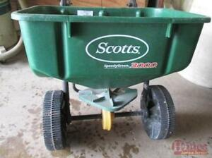 Scotts Speedy Green 3000 Lawn Fertiizer