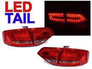 Audi A4 Tail Lights