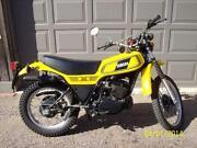 Yamaha Enduro