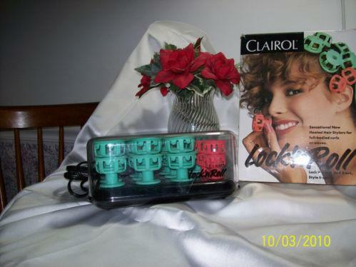 clairol lock and roll instructions