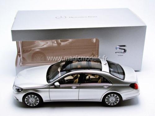 1 18 mercedes s class ebay. Black Bedroom Furniture Sets. Home Design Ideas