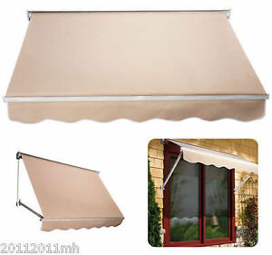 REDUCED!!! New in box window awning!