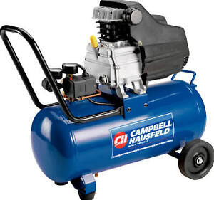 campbell hausfeld air compressor HL410100 with lot of accessory