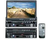 Kenwood kvt 725 dvd player