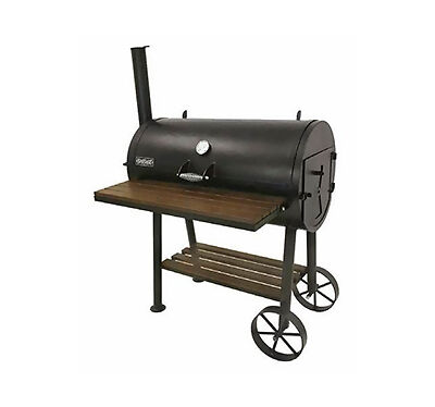 Bayou Classic Stainless Steel Smoker and Grill