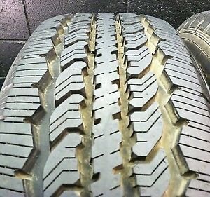USED TIRES in BRAMPTON TYPE A 75-95%TREAD LEFT CALL 905-454-6695
