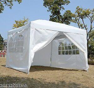 Chapiteau 10' x 10', 10 'x 20' et 10' x 30' Gazebo pop up Tente Saguenay Saguenay-Lac-Saint-Jean image 3