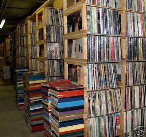 Disques Vinyles Liquidation 33 Tours, Collection Privée avendre