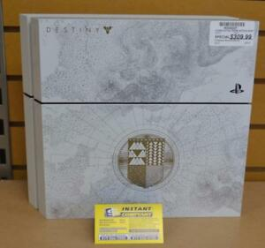 console playstation 4 500GB edition destiny