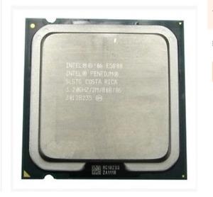 INTEL CPU  E5800 Dual Core 3.2GHz