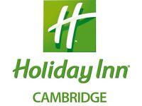 Kitchen Porter - Part time - Holiday Inn Cambridge