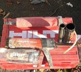 Poxy resin gun in box