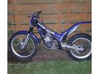 Gas gas trials bike 280