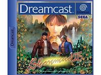 Dreamcast Shenmue 2 & House of the Dead 2