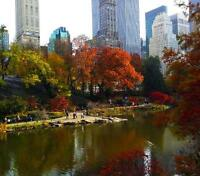 Fall Weekend Oct23-28 in New York City bus trip from Summerside
