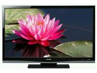 """Sharp LC-46X20E - 46"""" Widescreen Full HD 1080p LCD TV / Build in freeview /"""
