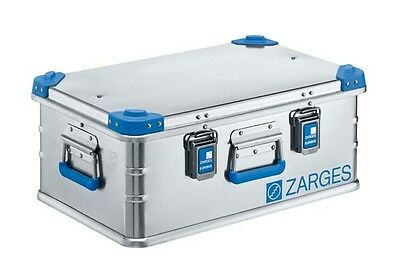 ZARGES BOX EUROBOX ALUBOX UNIVERSALKISTE NEU 40701