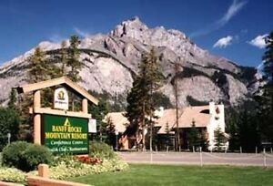 Banff Rocky Mountain Resort 1 bdr. Condo June 11-18