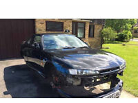 Breaking s14A various parts avalible i have 2 cars 1 is being rebuilt and will have spares.