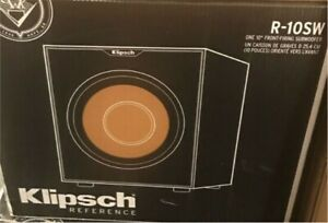 "Klipsch Subwoofer 10"" or 12"" 400 Watts - NEW & SEALED"