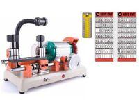 Cylinder Key Cutting Machine Starter Package