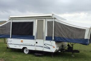 Jayco tent trailer