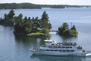 1000 Islands Ivy Lea Cruise Tickets from the Heart of Kingston