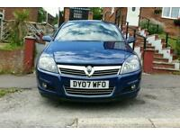 Vauxhall Astra 1.6 SXI. Petrol. Low Miles. Bargain!