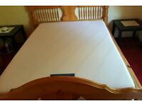 Double Bed Memory Foam Mattress