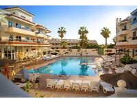 HOLIDAY FOR TWO - tenerife, 31/08/17 - 10/09/17