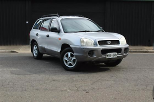 2001 Hyundai Santa Fe Wagon Mile End South West Torrens Area Preview