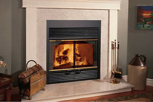Fireplace - SE36 Zero Clearance wood-burning fireplace
