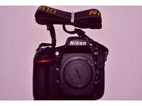Nikon D810 36.3MP Body